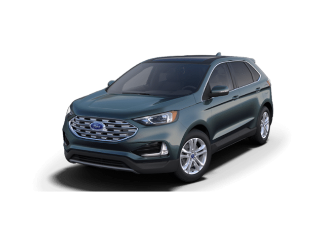 New 2019 Ford Edge SEL Crossover 2FMPK4J96KBB38636 for sale in Bremen, IN